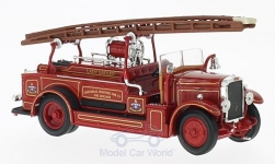 Modelcar - <strong>Leyland</strong> FK-1, RHD, fire brigade, 1934<br /><br />Lucky Die Cast, 1:43<br />No. 220227