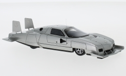 Modellauto - <strong>Mercedes</strong> C111-IV, silber, 1979<br /><br />Neo, 1:43<br />Nr. 220232