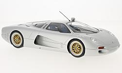 Modelcar - <strong>Isdera</strong> Commendatore 112i, silver, 1993<br /><br />CMF, 1:18<br />No. 220252
