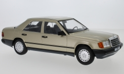 Modelcar - <strong>Mercedes</strong> 260 E (W124), metallic-light-brown, 1984<br /><br />MCG, 1:18<br />No. 220365