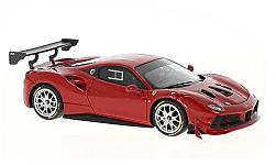 Modellauto - <strong>Ferrari</strong> 488 Uitdaging, purper<br /><br />Look Smart, 1:43<br />Nr. 220552