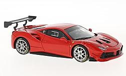 Modellauto - <strong>Ferrari</strong> 488 Challenge, rot<br /><br />Look Smart, 1:43<br />Nr. 220554