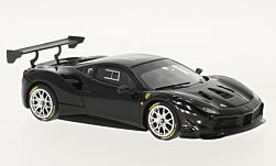 Modelcar - <strong>Ferrari</strong> 488 Challenge, black<br /><br />Look Smart, 1:43<br />No. 220559