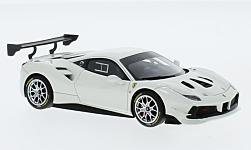 Modellauto - <strong>Ferrari</strong> 488 Challenge, weiss<br /><br />Look Smart, 1:43<br />Nr. 220560