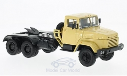 Modellauto - <strong>KrAZ</strong> 6443, beige<br /><br />SpecialC.-81, 1:43<br />Nr. 220590