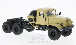 Modellauto - <strong>KrAZ</strong> 255V, mattbeige<br /><br />SpecialC.-81, 1:43<br />Nr. 220594