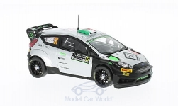 Modelcar - <strong>Ford</strong> Fiesta RS WRC, No.37, Rallye WM, Rally Monte Carlo, L.Bertelli/S.Scattolin, 2016<br /><br />IXO, 1:43<br />No. 220868
