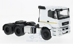 Modellauto - <strong>Kamaz</strong> 65206, weiss, Zugmaschine<br /><br />Start Scale Models, 1:43<br />Nr. 220912