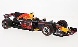 Modellauto - <strong>Red Bull</strong> Tag Heuer RB13, No.3, Red Bull Racing, Red Bull, Formel 1, GP Australien, D.Ricciardo, 2017<br /><br />Minichamps, 1:18<br />Nr. 220974