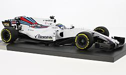 voiture miniature - <strong>Williams</strong> Mercedes FW40, No.19, Williams Martini Racing, Martini, formule 1, GP Australie, F.Massa, 2017<br /><br />Minichamps, 1:18<br />N° 220977