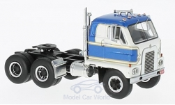Modelcar - <strong>IHC</strong> DCOF-405, blue/white, Emeryville, 1959<br /><br />Neo, 1:64<br />No. 221080