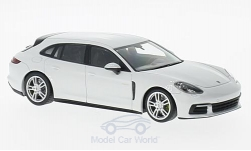 Modellauto - <strong>Porsche</strong> Panamera 4 E-Hybrid Sport Turismo, weiss<br /><br />I-Minichamps, 1:43<br />Nr. 221086