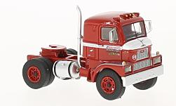 Modelcar - <strong>Mack</strong> H-67, red, 1960<br /><br />BoS-Models, 1:87<br />No. 221201