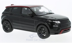 Modelcar - <strong>Land Rover</strong> Range Rover Evoque HSE Dynamic Lux, black<br /><br />Kyosho, 1:18<br />No. 221423