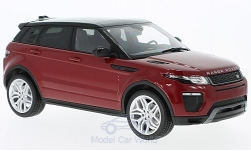 Modelcar - <strong>Land Rover</strong> Range Rover Evoque HSE Dynamic Lux, red<br /><br />Kyosho, 1:18<br />No. 221424