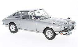 Modelcar - <strong>BMW</strong>  1600 GT, silver, 1968<br /><br />BoS-Models, 1:18<br />No. 221592