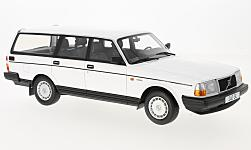 Modelcar - <strong>Volvo</strong> 240 GL, white, 1989<br /><br />BoS-Models, 1:18<br />No. 221594