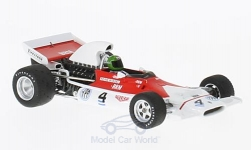 Modellauto - <strong>BRM</strong> P153, No.4, GP Argentini�, R.Wisell, 1972<br /><br />Spark, 1:43<br />Nr. 221788