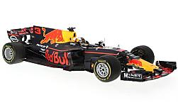 Modelcar - <strong>Red Bull</strong> day Heuer RB13, No.3, Red Bull Racing, Red Bull, formula 1, GP Spain, D.Ricciardo<br /><br />Spark, 1:18<br />No. 221798