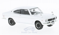 Modellauto - <strong>Mazda</strong> Capella, wit, RHD, 1970<br /><br />First 43 Models, 1:43<br />Nr. 221815