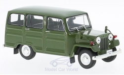 Modellauto - <strong>Mitsubishi</strong> Jeep J30, groen, RHD, 1961<br /><br />First 43 Models, 1:43<br />Nr. 221824