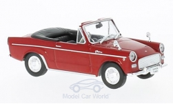 Modellauto - <strong>Toyota</strong> Publica Converteerbaar, rood, RHD, 1964<br /><br />First 43 Models, 1:43<br />Nr. 221827