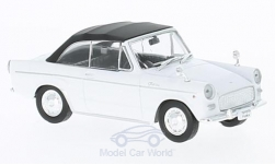 Modellauto - <strong>Toyota</strong> Publica Converteerbaar, wit, RHD, 1964<br /><br />First 43 Models, 1:43<br />Nr. 221828