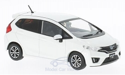Modellauto - <strong>Honda</strong> Fit RS, wit, RHD, 2014<br /><br />First 43 Models, 1:43<br />Nr. 221835