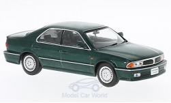 Modellauto - <strong>Mitsubishi</strong> Diamante, metallic-donkergroen, RHD, 1990<br /><br />First 43 Models, 1:43<br />Nr. 221846