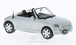 Modellauto - <strong>Daihatsu</strong> Copen, silber, RHD, 2004<br /><br />First 43 Models, 1:43<br />Nr. 221857