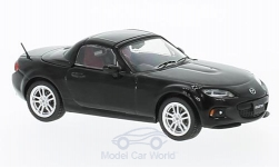 Modellauto - <strong>Mazda</strong> MX-5 Roadster, zwart, RHD, 2013<br /><br />First 43 Models, 1:43<br />Nr. 221859