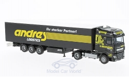 ModelCar - <strong>DAF</strong> XF 106 SSC Aerop., Andres, G-KSZ<br /><br />AWM, 1:87<br />No. 222029