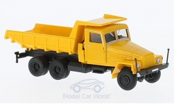 Modellauto - <strong>IFA</strong> G 5, dunkelgelb, Muldenkipper<br /><br />Herpa, 1:87<br />Nr. 222114