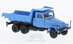 Modellauto - <strong>IFA</strong> G 5, hellblau, Muldenkipper<br /><br />Herpa, 1:87<br />Nr. 222115
