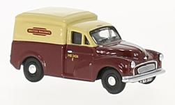 ModelCar - <strong>Morris</strong> 1000 Van,  British Rail<br /><br />Oxford, 1:76<br />No. 222216