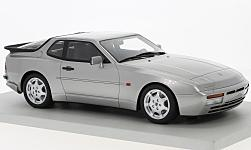 Modelcar - <strong>Porsche</strong> 944 Turbo S, silver, 1991<br /><br />Lucky Step Models, 1:18<br />No. 222266