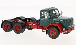 Modelcar - <strong>Magirus</strong> Jupiter 6x6, dark green/red<br /><br />IXO, 1:43<br />No. 222642