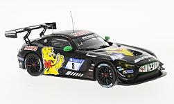Modelcar - <strong>Mercedes</strong> AMG GT3, No.8, Haribo, 24h Nuerburgring, R.van the Zande/M.Götz/L.D.Arnold/U.Alzen, 2017<br /><br />IXO, 1:43<br />No. 222651