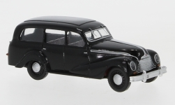 Modelcar - <strong>EMW</strong> 340 station wagon, black<br /><br />Brekina, 1:87<br />No. 222844