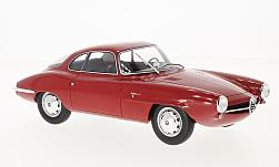 Modellauto - <strong>Alfa Romeo</strong> Giulietta SS, rot, 1961<br /><br />BoS-Models, 1:18<br />Nr. 223268