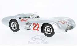 Modelcar - <strong>Mercedes</strong> W196 streamliner, No.22, formula 1, GP France, H.Herrmann, 1954<br /><br />CMR, 1:18<br />No. 223288