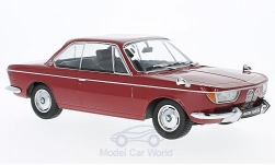 Modelcar - <strong>BMW</strong> 2000 CS, dark red, 1965<br /><br />KK-Scale, 1:18<br />No. 223358