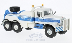 Modellauto - <strong>KrAZ</strong> 255B BRO-200, wit/blauw<br /><br />SpecialC.-81, 1:43<br />Nr. 223460