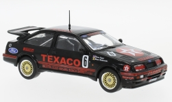 Modellauto - <strong>Ford</strong> Sierra RS Cosworth, No.6, Eggenberger Motorsport, Texaco, WTCC, Dijon, S.Soper/K.Niedzwiedz, 1987<br /><br />IXO, 1:43<br />Nr. 223518