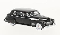 Modelcar - <strong>Cadillac</strong> Fleetwood 75 Touring Sedan, black, 1941<br /><br />BoS-Models, 1:87<br />No. 223608