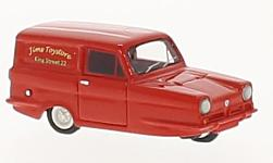Modelcar - <strong>Reliant</strong> Regal Supervan III, red, RHD, 1969<br /><br />BoS-Models, 1:87<br />No. 223668