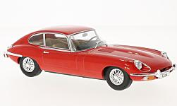 Modellauto - <strong>Jaguar</strong> E-Type, rot, 1962<br /><br />WhiteBox, 1:24<br />Nr. 223832