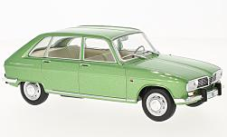 Modellauto - <strong>Renault</strong> 16, metallic-hellgrün, 1965<br /><br />WhiteBox, 1:24<br />Nr. 223833