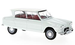 Modellauto - <strong>Citroen</strong> AMI 6, hellgrün/weiss, 1961<br /><br />WhiteBox, 1:24<br />Nr. 223836