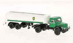 Modelcar - <strong>Krupp</strong> tiger, BP, Tank trailer<br /><br />BoS-Models, 1:87<br />No. 223879